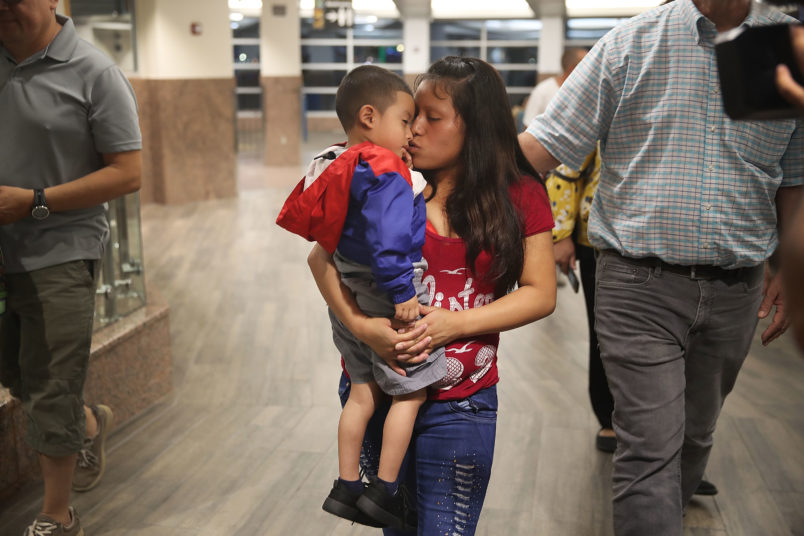 Immigrant parents misled by USA when they agreed to deportation: filing